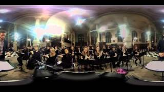 Concert Band Performance in 360