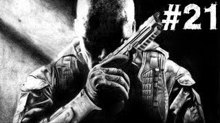 Call of Duty Black Ops 2 Gameplay Walkthrough Part 21 - Campaign Mission 10 - Cordis Die (BO2)