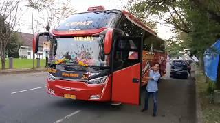 Jet darat tempel ketat Sugeng Rahayu Tasik Vs Haryanto LanangJagad-Rosalia Indah