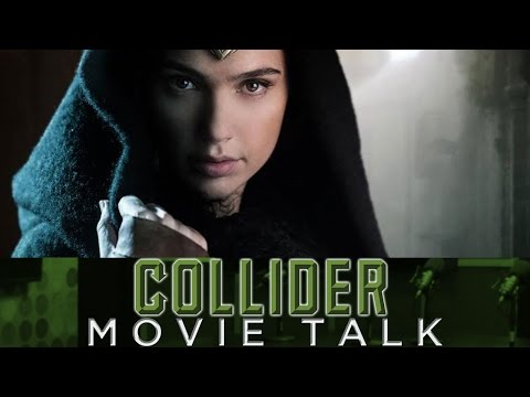 Collider Movie Talk - First Wonder Woman Image And Cast Announced