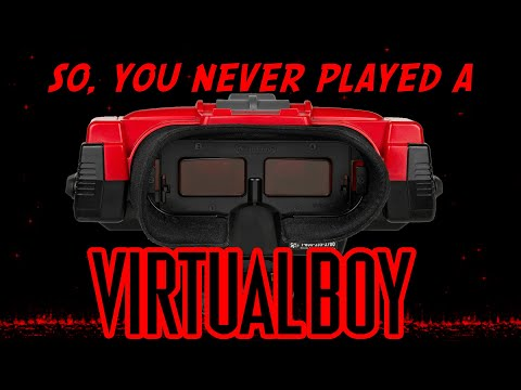 What the Virtual Boy Got Right! | GEEK CRITIQUE