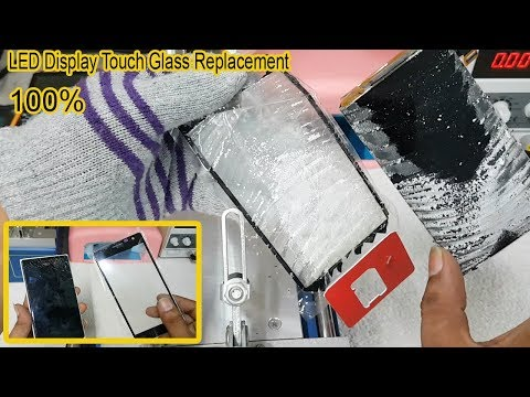 Phone touch screen repair