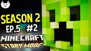 Minecraft Story Mode Season 2 - #POTATO451 - (Minecraft Story Mode Season 2 Episode 5 Part 2)