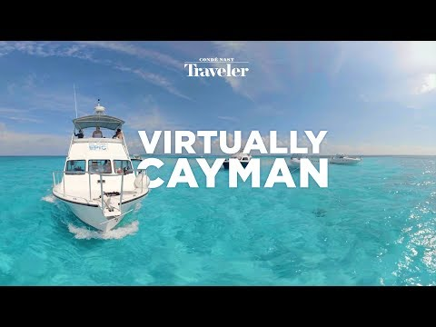 Virtually Cayman 360 - Condé Nast Traveler