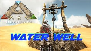 Water Well   ARK: Scorched Earth