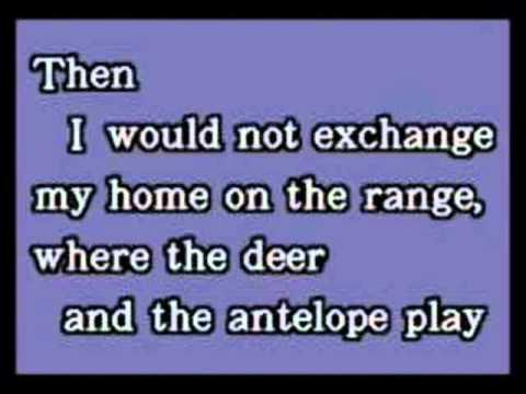 Home On The Range - Country Simon