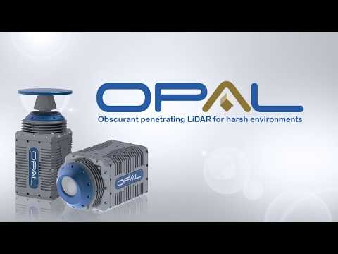 Marine LiDAR for Precision Navigation & Mapping