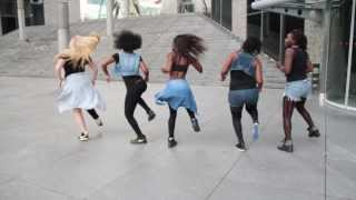 OZ -  Beyonce Ft. Sean Paul Baby Boy Dutty Wine Remix (Choreo By Steeve Broly)