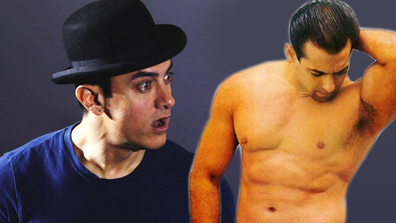 Aamir Khan Wants Salman Khan To Go Full Nude - Youtube-1677