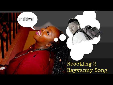 Rayvanny Unaibiwa My Lit African Playlist |Kemunto Bear  REACTS