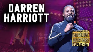 Darren Harriott - Opening Night Comedy Allstars Supershow 2018