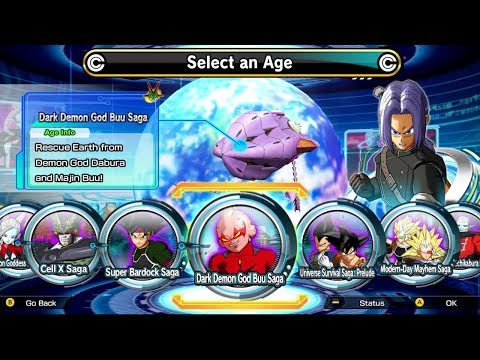 SUPER DRAGON BALL HEROES WORLD MISSION - Feature Video #2: Game Modes | Switch, PC