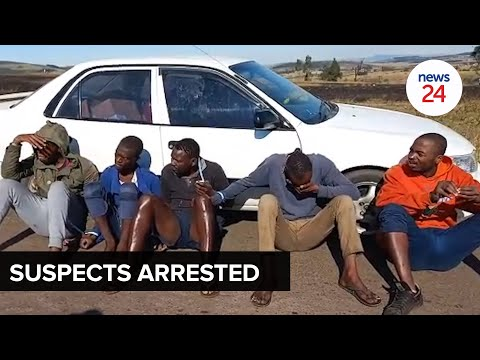 WATCH   #UnrestSA: Police nab more suspects in KwaZulu-Natal after widespread looting and riots