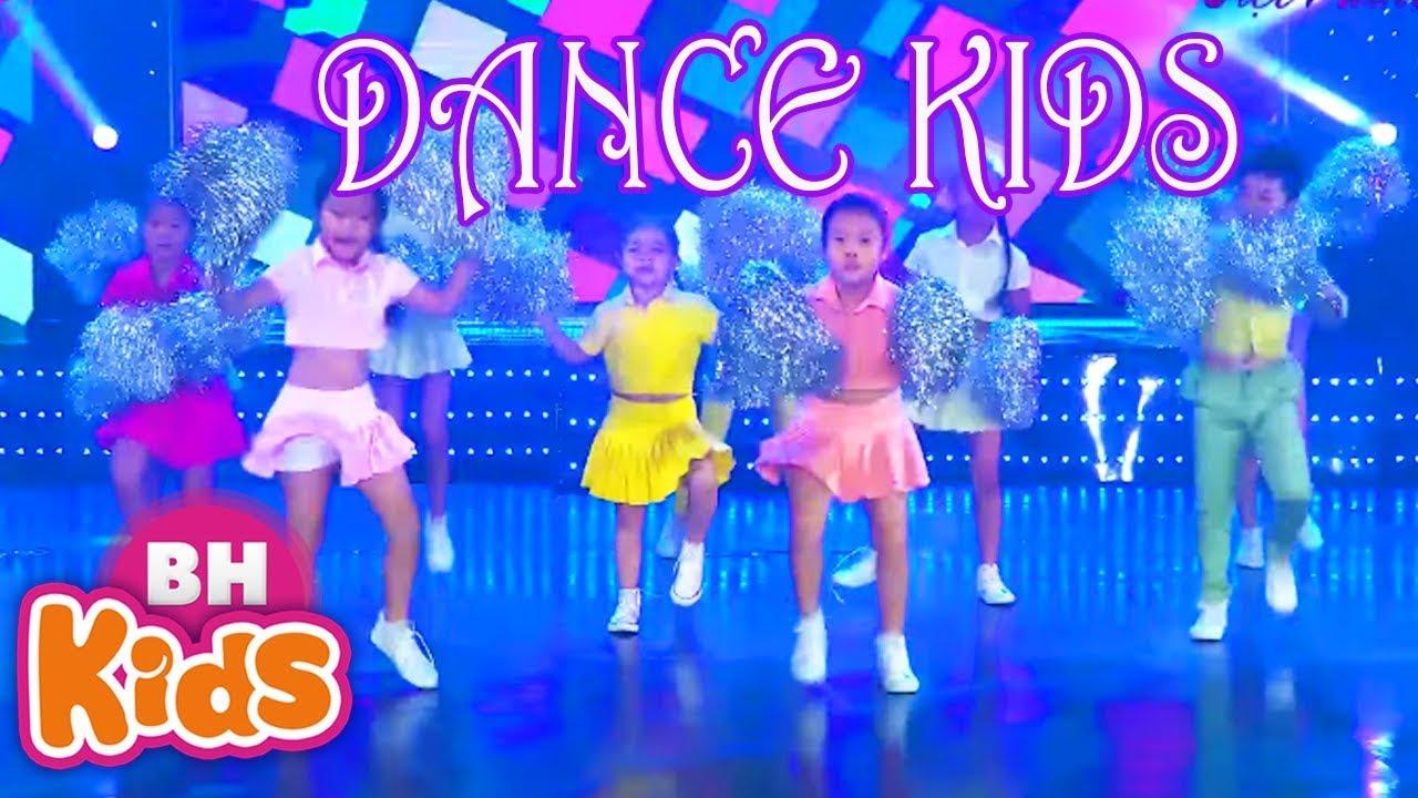 Nhảy Hiện Đại Thiếu Nhi Dance Kids - Sức Mạnh Anh Em - Vũ Đoàn Rồng Con Tik Tok