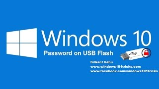 Encrypt and password protect your USB flash Drive in windows 10