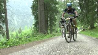 Craft BIKE Transalp powerd by Sigma 2014 / Stage 1 Oberammergau - Imst