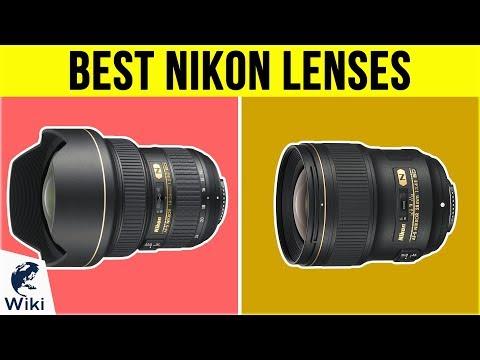 10 Best Nikon Lenses 2019