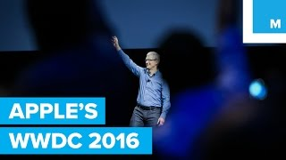 Video Apple WWDC 2016 in Under 90 Seconds | Mashable download MP3, 3GP, MP4, WEBM, AVI, FLV Desember 2017