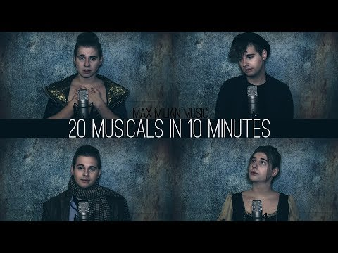 20 MUSICALS IN 10 MINUTES by Max Milian Music