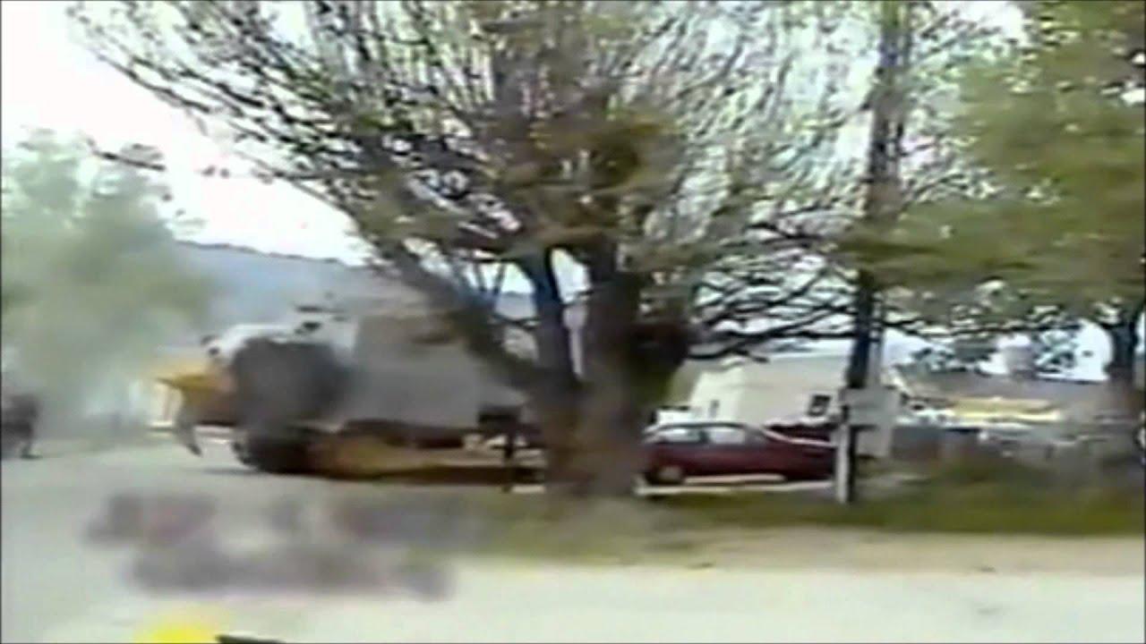 Destroyed In Seconds Marvin John Heemeyers Killdozer Youtube