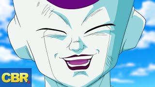 10 Times Frieza Was Actually A Pretty Chill Guy (Dragon Ball)