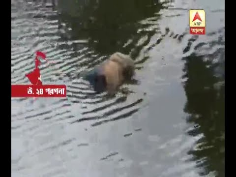 Unknown body of a woman recovered from a pond at Barrackpore