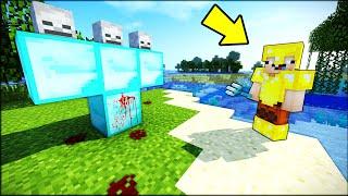 BALON BEBİŞ KORKUNÇ WITHER TARAFINDAN TROLLENDİ !! 😱 - Minecraft