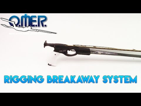 Rigging An Omer Speargun As A Breakaway System.