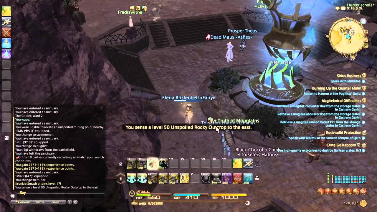 Guide] Final Fantasy XIV: A Realm Reborn on GNU/Linux | GamersOnLinux