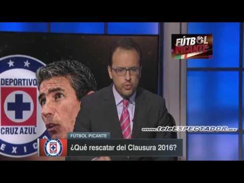¿A que aspira Cruz Azul en el Apertura 2016 ? -- Futbol Picante [1/2]