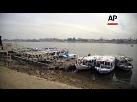 Luxor's tourist industry in crisis
