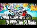 Como Sobrevivir Tu Primera Semana Con Tu Nueva Motocicleta