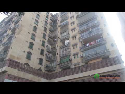 FLAT IS AVAILABLE FOR SALE IN CLIFTON - BLOCK 3 KARACHI