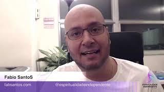 Gambar cover Fabio SantoS ao vivo: momento planetario, distracoes espiritualistas, energia sexual