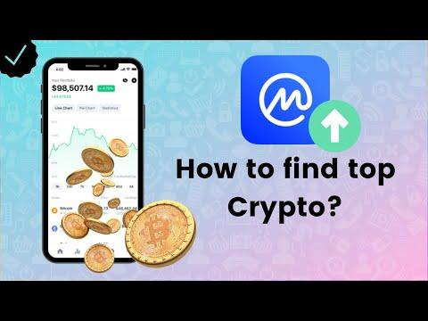 How to find Top Cryptocurrencies on CoinmarketCap? – Coinmarketcap Tips