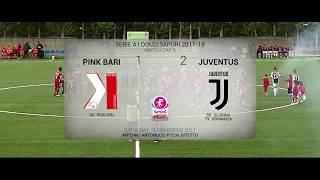 Watch the highlights from juventus women's comeback win over pink bari!