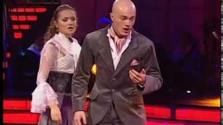 Наталья Могилевская и Владислав Яма - Квикстеп (4 эфир)