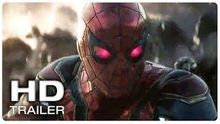 AVENGERS 4 ENDGAME Spider Man Instant Kill Mode Trailer (NEW 2019) Marvel Superhero Movie HD