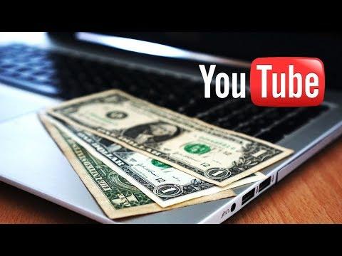 Дополнительный заработок на Youtube для всех/  Заработок на youtube с чего начать?