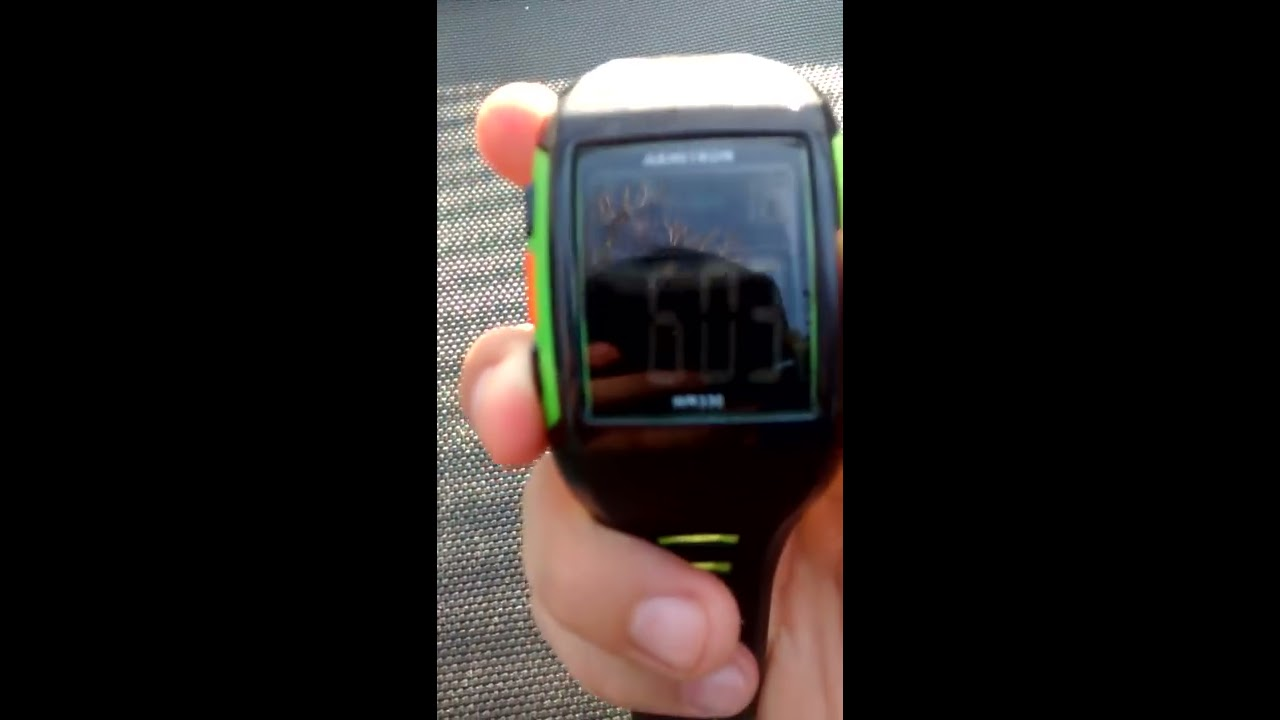 Armitron Watch Slim Wr 330 Review And How To Set It Youtube