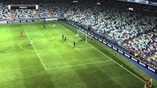 PES 2012 Gameplay (PS3) - Real Madrid vs Celtic FC