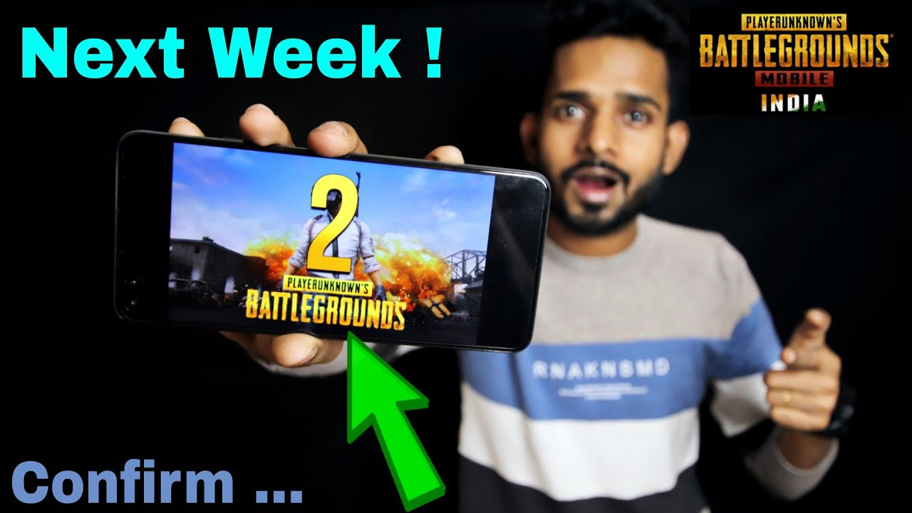 PUBG Mobile 2 Coming in Next Week ! 🔥