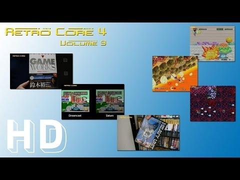 Retro Core 4 - Volume 9 - Yuu Suzuki Game Works, Heavy Unit MD Special