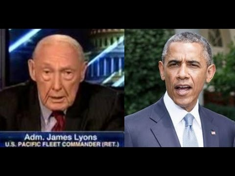 4-Star Admiral Accuses Barack Obama Of Treason