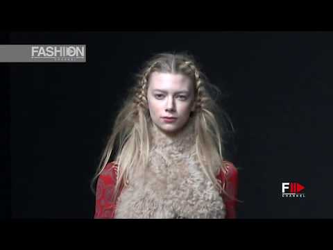 WUNDERKIND Paris Autumn Winter 2010-11 - Fashion Channel
