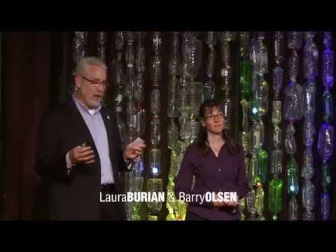 More than words | Laura Burian, Miguel Garcia & Barry Olsen | TEDxMonterey