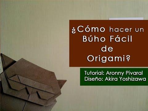 Paper Turtle   Origami Turtle (Akira Yoshizawa) - YouTube   360x480