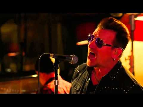 U2 - Every Breaking Wave (String section + piano)