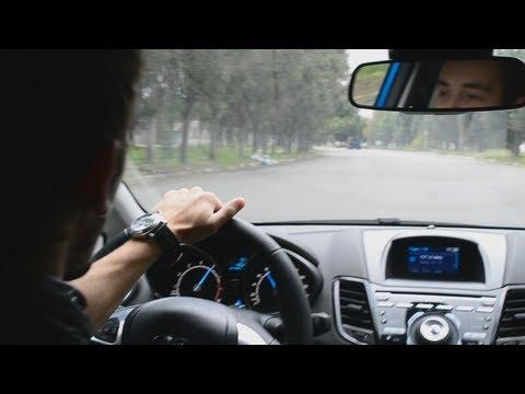 FORD Fiesta 1 L EcoBoost 100 л с  2013 Первое знакомство (Форд Фиеста)