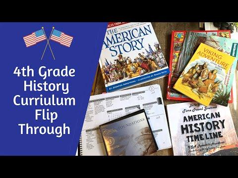 AMERICAN HISTORY CURRICULUM FOR 2019-20 // FLIP THROUGH